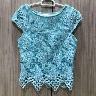 OHVOLA crochet top