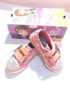 Twinkle Toes Neon Pink Shoes
