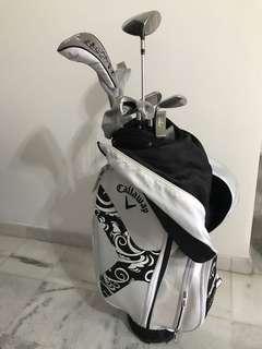 Callaway women golf set FREE golf bag