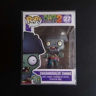 Swashbuckler Zombie PVZ