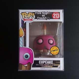 Cupcake Glow Chase FNAF