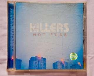 CD Original The Killers - Hot Fuss (2004)