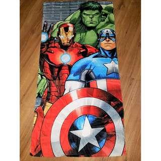 Avengers Bath Towel