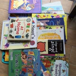 Children Story Book  From 1-6 Years Old