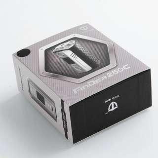 ThinkVape Finder DNA250C Box Mod Black