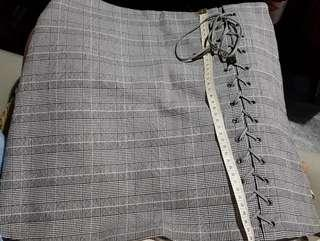 WTS: Short checkered skirt (Japan)