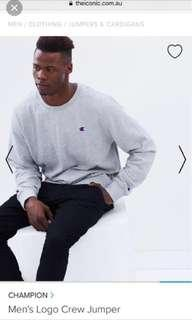 🚚 champion sweater