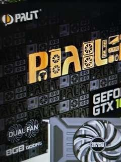Palit Graphics Card GTX 1070 8GB