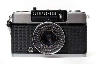 🚚 Olympus pen EE3