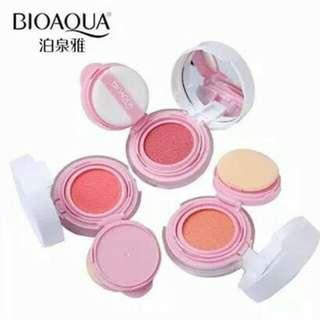 Bioaqua Smooth Muscle Flawless Blush On Cushion Original
