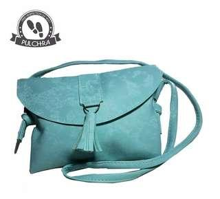 Sling Bag Mini Dengan Rumbai