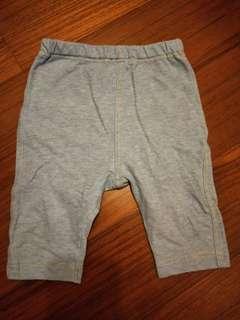 🚚 【五零方案】五分短褲 淺牛仔色
