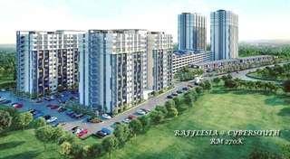 Rumah Selangorku 100% Loan Rafflesia @ Cybersouth