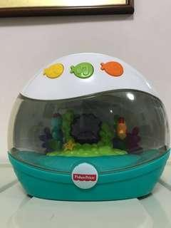 Fisher Price FP Newborn Calming Sea Projector Soother
