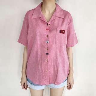 Ruby Stripes Shirt