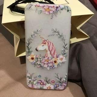 iPhone 6S Plus Unicorn Case