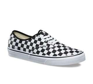 VANS AUTHENTIC CHEKERBOARD