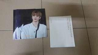 [READY STOCK] WANNA ONE DVD WOURLD TOUR ONE LOOSE ITEMS