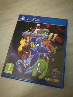🚚 Megaman 11 PS4