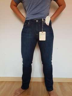 AG Adriano Goldschmied the premiere skinny straight women jeans.