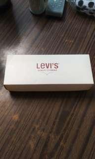 全新Levl's 眼鏡盒