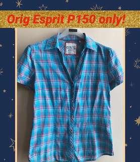 Orig Esprit polo shirt