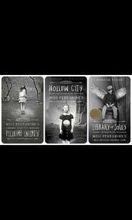 Miss Peregrine Trilogy