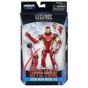 Marvel Legends Iron Man Civil War