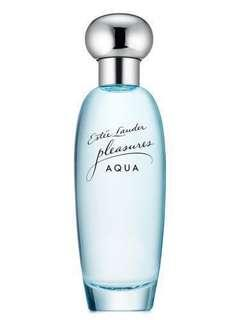 🚚 Estee Lauder 雅詩蘭黛 限量版 Pleasures Aqua 歡沁水漾香水 50ml