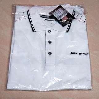 Mercedes-AMG polo T-shirt (size S)