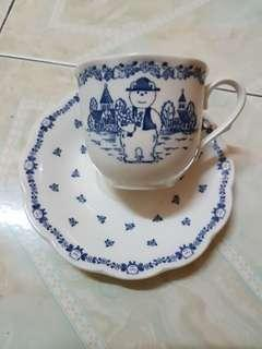 Nikko Cup with Saucer