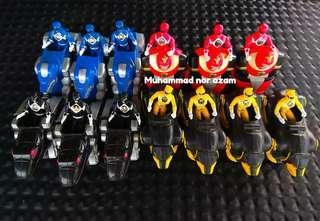 Mighty morphin power ranger / MMPR