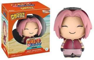 Funko Dorbz Naruto Sakura Action Figure