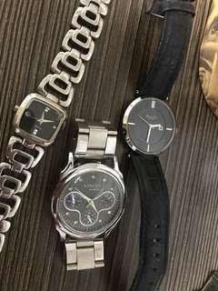 Watches -