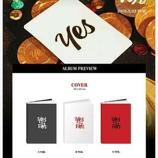 [Preorder]  Twice -6th Mini album [Yes or Yes]