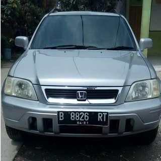 Honda CRV AT 2001