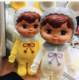 🚚 昭和娃娃