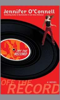 EBOOK off the record by jennifer o'conell