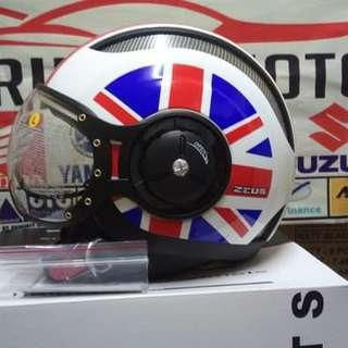 Helm.halface retro bogo zeus 218 london
