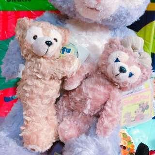 Duffy 達菲 達飛 熊 迪士尼 樂園 雪莉玫 吊飾