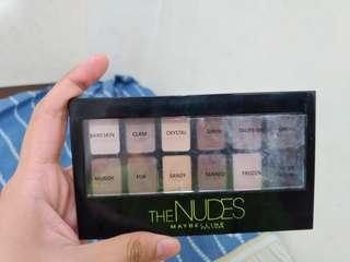 Maybelline the nude