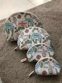 Cath Kidston 4in1 pouch set