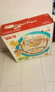 Fisher price zoo jumperoo