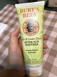 🚚 Burt's bee 小蜜蜂爺爺 蘆薈保濕霜