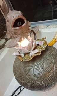 Beautiful Lotus Candle Holder