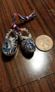 Mini dutch clogs