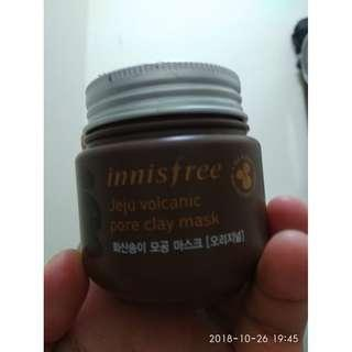 Innisfree Jeju Volcanic Pore Clay Mask 100 ml