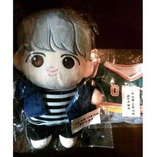 BTS BabyChimChim Jimin Doll Set