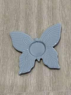 Butterfly candlelight holder