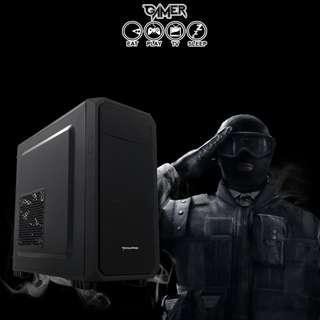 Entry Level Gaming Desktops [Custom & Cheap!] - Brand New + Warranty! - Tier 1